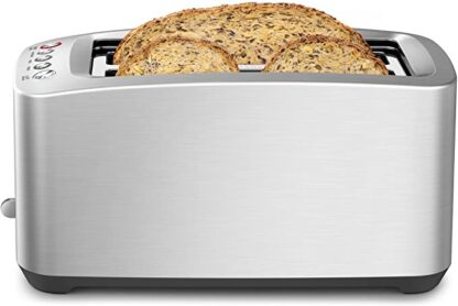 bagel toaster button mode setting